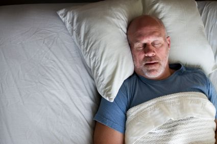 Guidelines recommend sleep test for obstructive sleep apnea
