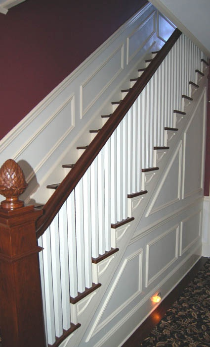 219 Best Stair Trim Images On Pinterest Stairways