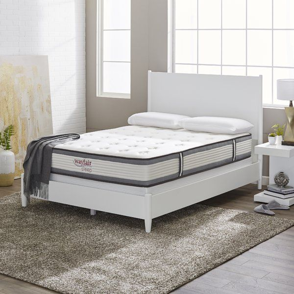 found it at wayfair wayfair sleep firm hybrid mattress