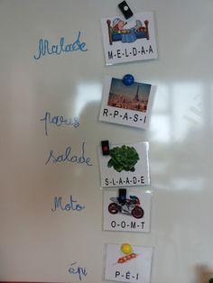 Lorsqu'on a déjà bien travaillé le son que produit la majorité des lettres de l'alphabet, on peut proposer aux élèves de manipuler en autonomie les « dictées muettes ». (document PDF en bas de page) Le jeu est constitué de cartes rigides, … Continuer la lecture →