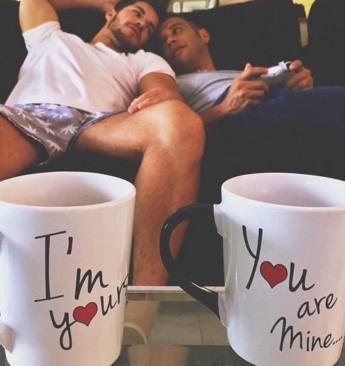 You are mine, only mine. https://www.youtube.com/watch?v=s-vj27suzDU