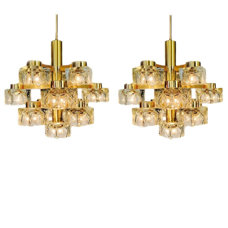 294 best sciolari images on pinterest chandelier chandelier pair of gaetano sciolari brass chandeliers mozeypictures Gallery