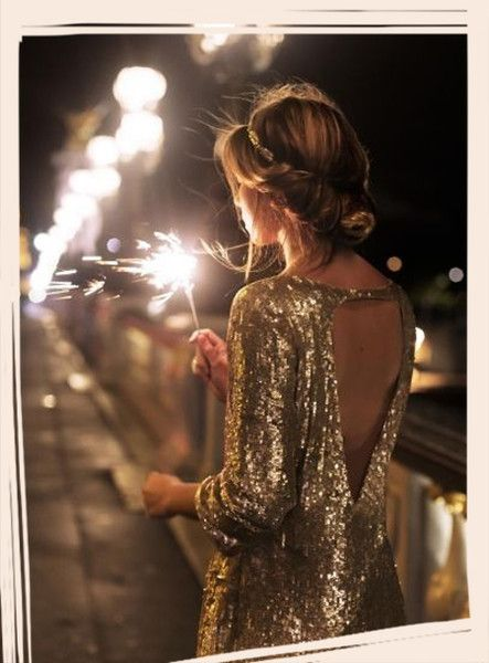 New Year's Eve Hairstyles Worthy Of A Celebration - New Year's Eve Hairstyles Perfect for the Biggest Party of the Year - Photos