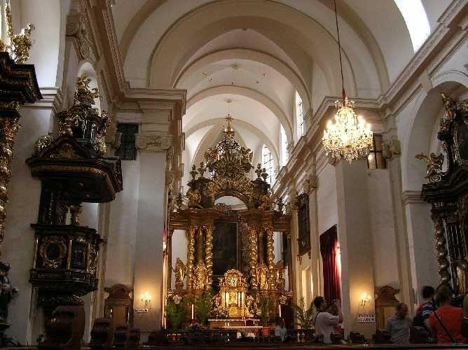 Infant Jesus Church in Prague