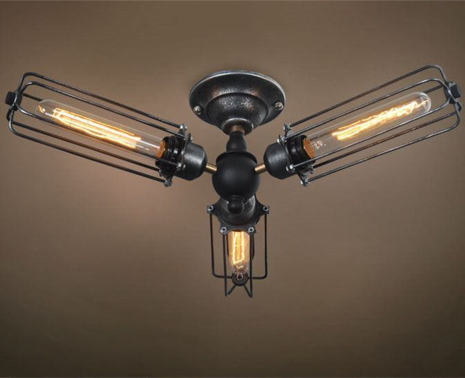 Shop Millennium Lighting 3 Light Neo Industrial Rubbed: Best 25+ Light Fixture Makeover Ideas On Pinterest