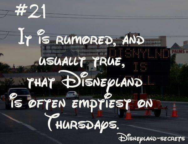 More reason to love Thursdays!   jorie@onceuponavacation.com Authorized Disney Vacation Planner