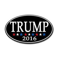 Donald Trump President 2016 Decal #Trump2016