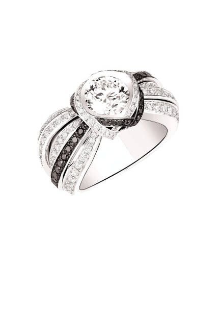 Chanel 1932 Collection #engagement #ring