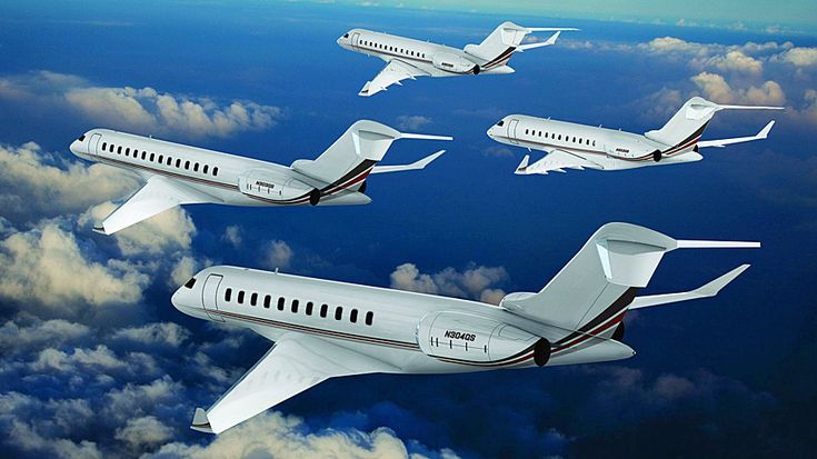NetJets: The Largest Private Aviation Order in History ...