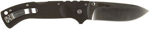 Cold Steel Ultimate Hunter Folding Pocket Knife  30ULH -- See this great product.(This is an Amazon affiliate link and I receive a commission for the sales)