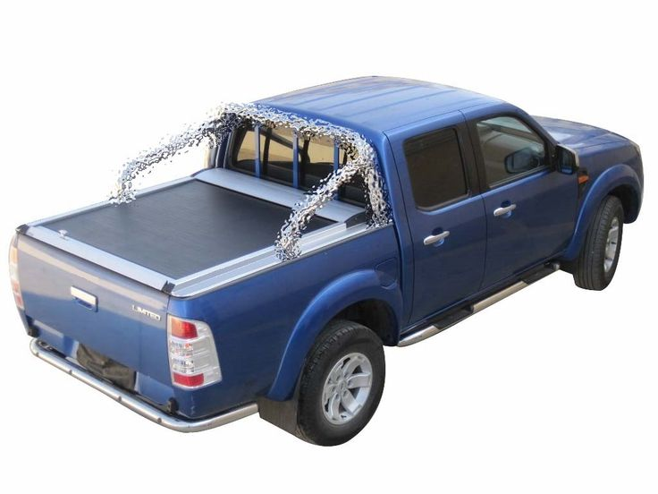 Persiana Enrollable Mazda BT-50 2007-2011 made in Totem