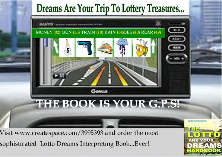 "Let's show how to use your DREAMS and this BOOK. USA PowerBall Latest Numbers (10/30/2013)  ...""it's Raining (54), and you just disembarked the Train (10). You look at it's Rear Tail Lights (49) and as you turn, someone has a Gun(36) in your face and he demands all your Money(02). Then a Bee (40) stings his face and you run away."" Then You Wake Up Happy That It Was Just A Dream."