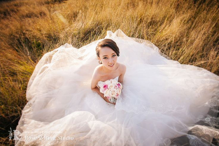 Asian Style Pre-wedding Photography