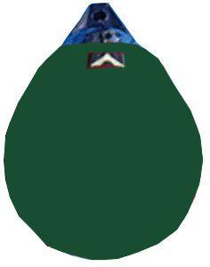 Funda verde para boyas MR2 SERIE MAJONI SFERA