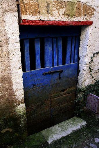 Calcata,Italie.