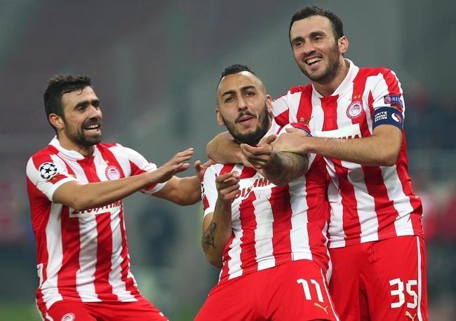 Olympiakos F.C. - Arsenal : 2-1