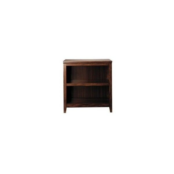 Carson 2-Shelf Bookcase - Chestnut : Target (94 CAD)  liked on