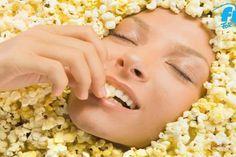 Popcorn auf gesunde Art: Knabbern ohne schlechtes Gewissen - FIT FOR FUN
