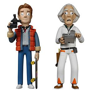 Vinyl Idolz: Back to the Future