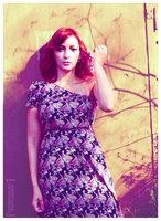 retro girl by ~moninyok on deviantART