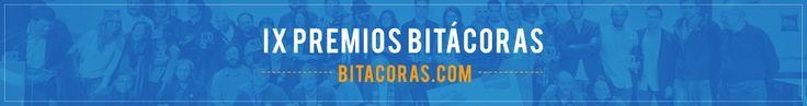 Premios Bitácoras...mejores blogs anuales...