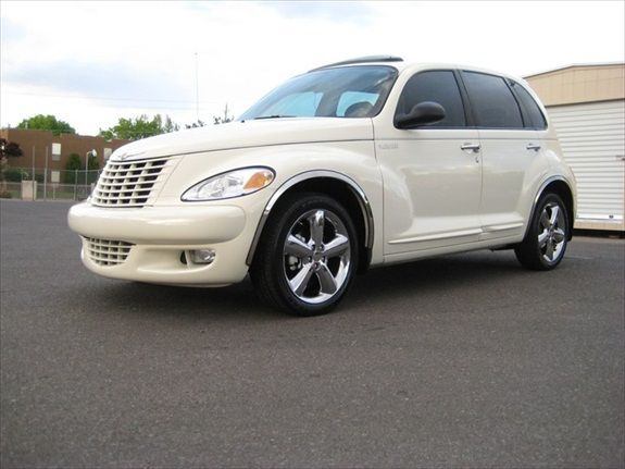 PT CRUISER - Chrysler pt cruiser tuning - SUV Tuning