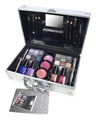 The Color Workshop Bon Voyage Maletín de Maquillaje de Belleza - 1 pack #Color #Workshop #Voyage #Maletín #Maquillaje #Belleza #pack