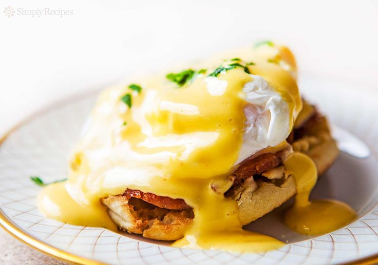 Making Eggs Benedict is easier than you think! (Especially if you make Hollandaise in a blender) It just takes a little orchestration. Perfect for a special meal for a special someone. On SimplyRecipes.com