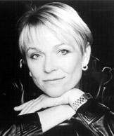 Helen Fielding.  Author of the Bridget Jones books and the unforgettable Cause Celeb.