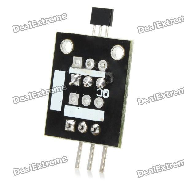 Hall Effect Magnetic Sensor Module for Arduino (DC 5V), $2.20.
