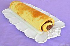 Rotolo alla nutella, scopri la ricetta: http://www.misya.info/2007/08/22/rotolo-alla-nutella.htm