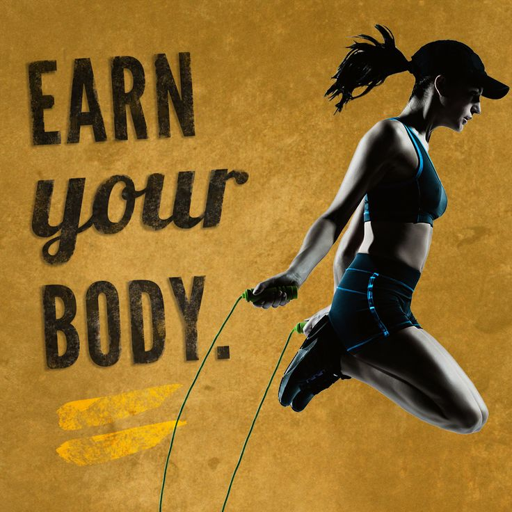 earn your body. #fitness #exercise #workout