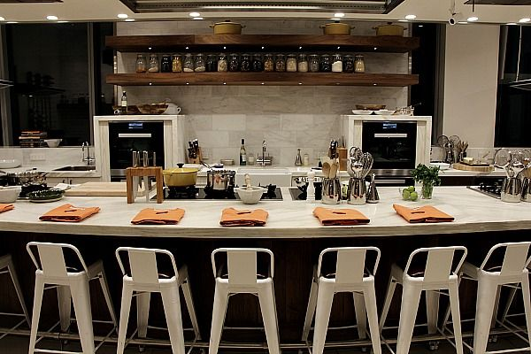 Hands-on fun at the Williams-Sonoma Cooking School in Sydney