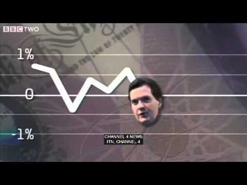 TV BREAKING NEWS The Sad Graph Industry - Charlie Brooker's Weekly Wipe - Episode 2 -
