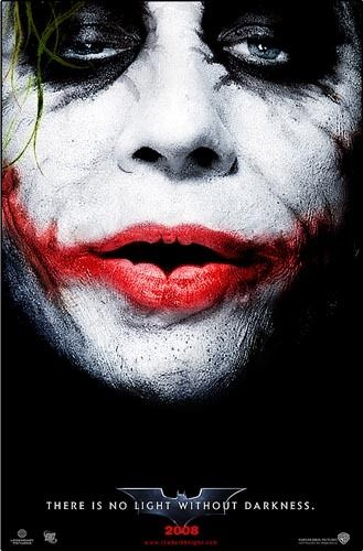 """The Joker""\The Dark Knight,\ Heath Ledger, \2008\"