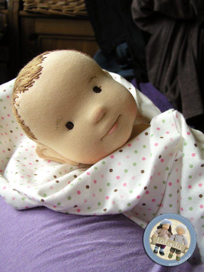 Baby boy doll by Lalinda.pl   by Lalinda.pl