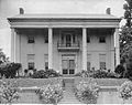 """Anchuca, a Choctaw Indian word meaning """"happy home,"""" is one of the most significant antebellum homes in Vicksburg, Mississippi."""