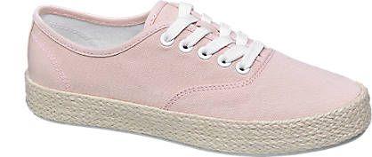 Espadrilles von Vty in pink - deichmann.com
