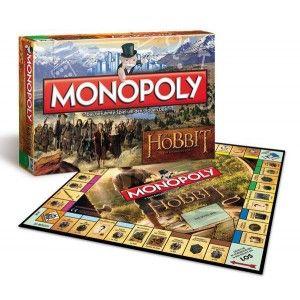 Monopoly Le Hobbit Jeu de Plateau - En Francais
