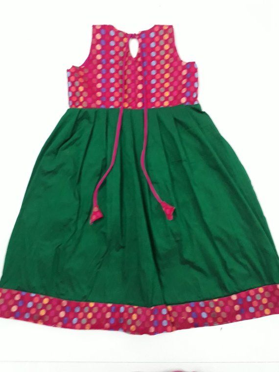 4fdc9d18f134 Baby girl dress- silk frock-infant dress- party wear- girl frock-pattu  pavadai-traditional wear-leha