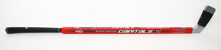 Washington Capitals NHL Hockey Stick Golf Putter