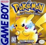 Pokemon Yellow: Special Pikachu Edition, I don't have this game anymore, I wish I did, and I wish I had something to play it on. I did however collection all 150 pokemon on this one!