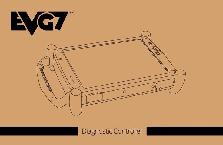 www.OBD2Buy.com EVG7 Diagnostic Controller Tablet PC