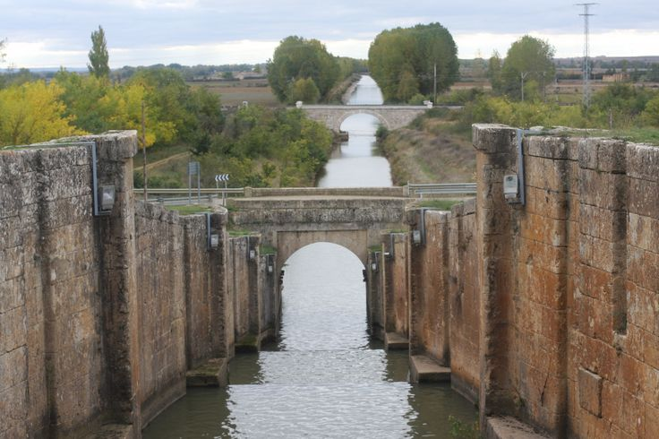 The amazing channel of Castilla #The Way of Saint james