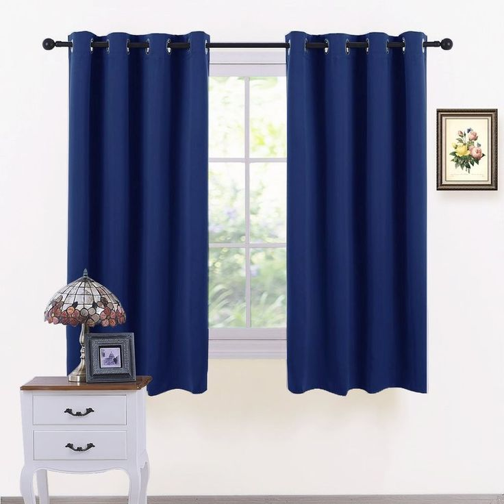 25+ Best Ideas About Navy Curtains Bedroom On Pinterest