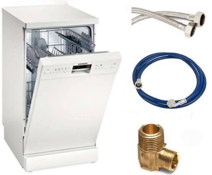 Σύνδεση παροχής νερού αποχέτευσης πλυντηρίων πιάτων Υδραυλικός Τηλ. 697.779.24.54 http://www.ydravlikos24.com/ydravlika/