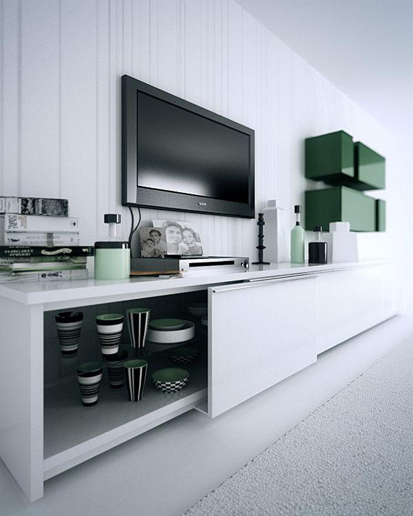 living room by rudavka.deviantart.com on @deviantART