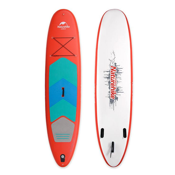NatureHike Surfboard Aufblasbare tragbare Standing Station Board Aquaplane Bending Board Wasser Boot Verkauf - Banggood.com