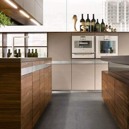 7 best Next125 Kitchen in Sand Grey Lacquer and Bronze Metallic - team 7 küchen preise