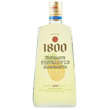 Created with 100% Agave 1800 Silver Tequila and perfectly blended with the flavor of Fresh Pineapples for a refreshing crisp bite and tangy finish.
